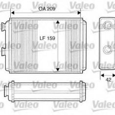 Schimbator caldura, incalzire habitaclu FIAT PUNTO 1.2 60 - VALEO 812280 - Sistem Incalzire Auto