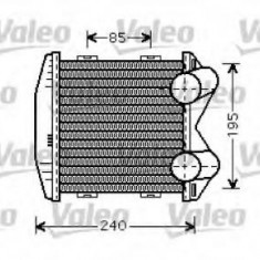 Intercooler, compresor SMART CITY-COUPE 0.6 - VALEO 817931 - Intercooler turbo