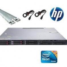 RACK SERVER HP SE316M1 2x XEON L5630, 48GB RAM, P410/256MB, 2x PSU, 7x 146GB HDD
