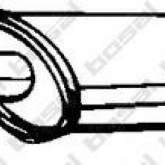 Toba esapamet intermediara FIAT CINQUECENTO 0.7 - BOSAL 148-337 - Toba finala auto