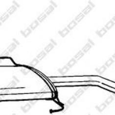 Toba esapamet intermediara TOYOTA COROLLA hatchback EFI - BOSAL 287-135 - Toba finala auto