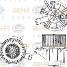 Ventilator, habitaclu SMART FORTWO cupe electric drive - HELLA 8EW 351 040-641