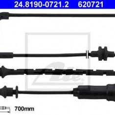 Senzor de avertizare, uzura placute de frana OPEL VECTRA C GTS 3.2 V6 - ATE 24.8190-0721.2 - Senzor placute