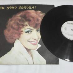 DISC VINIL CORINA CHIRIAC EU SUNT CORINA RAR!!EDE 01899 - Muzica Pop
