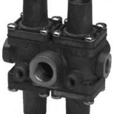 Supapa protectie multicircuit - WABCO 934 702 381 7 - Placute frana Bosch