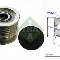 Sistem roata libera, generator OPEL SIGNUM 2.2 direct - INA 535 0169 10 - Fulie