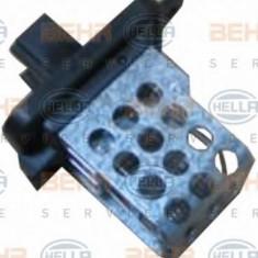 Rezistor, ventilator habitaclu CITROËN XSARA 1.8 i - HELLA 9ML 351 321-581 - Motor Ventilator Incalzire