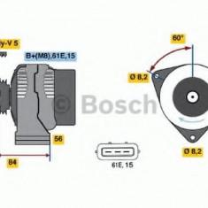 Generator / Alternator BMW 3 limuzina 318 tds - BOSCH 0 986 039 831 - Alternator auto