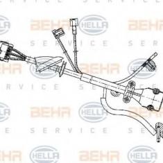 Reglaj, suflanta de interior MERCEDES-BENZ limuzina 200 - HELLA 5HL 351 321-061 - Motor Ventilator Incalzire