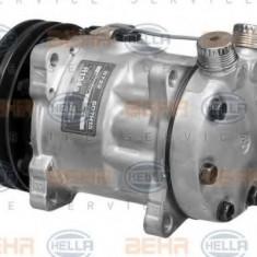 Compresor, climatizare - HELLA 8FK 351 132-221 - Compresoare aer conditionat auto