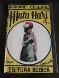MATA HARI - Eugen Campanella - editura Scoica, 109 p.