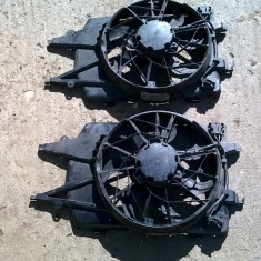VENTILATOR MOTORAS RACIRE GMV FORD FOCUS 1998-2004 BENZINA DIESEL 2S418C607AA - Ventilatoare auto, FOCUS (DAW, DBW) - [1998 - 2004]