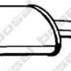Toba esapamet intermediara NISSAN NOTE 1.6 - BOSAL 282-577 - Toba finala auto
