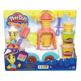 Jucarie Play-Doh Town Ice Cream Truck - Jocuri arta si creatie