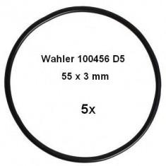 Garnitura, conducta supapa-AGR VW CADDY III caroserie 1.9 TDI 4motion - WAHLER 100456D5 - Sistem formare amestec