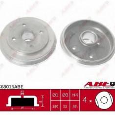 Tambur frana OPEL AGILA 1.0 12V - ABE C68015ABE - Saboti frana auto