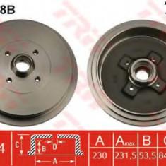 Tambur frana VW PASSAT 2.0 - TRW DB4188B - Saboti frana auto