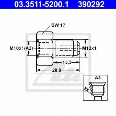 Adaptor, conducte frana - ATE 03.3511-5200.1 - Furtun frana