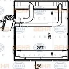 Evaporator, aer conditionat NISSAN MURANO - HELLA 8FV 351 336-091
