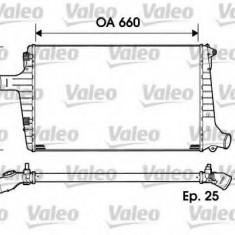Intercooler, compresor AUDI A6 limuzina 2.5 TDI - VALEO 817865 - Intercooler turbo