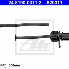 Senzor de avertizare, uzura placute de frana AUDI A7 Sportback 3.0 TDI - ATE 24.8190-0311.2 - Senzor placute