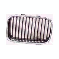 Grila radiator BMW 3 limuzina 316 i - KLOKKERHOLM 0060991