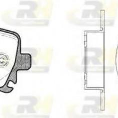 Set frana, frana disc VW RABBIT V 1.4 16V - ROADHOUSE 81031.00 - Kit frane auto Trw