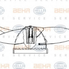 Paleta ventilator, ventilator habitaclu - BEHR HELLA SERVICE 8EW 009 160-171 - Motor Ventilator Incalzire