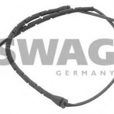 Senzor de avertizare, uzura placute de frana BMW X5 4.4 i - SWAG 20 91 8560 - Senzor placute