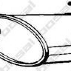 Toba esapamet intermediara VAUXHALL CARLTON Mk III 3.0 3000 24V - BOSAL 282-867 - Toba finala auto