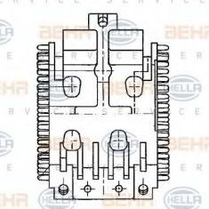 Reglaj, suflanta de interior BMW 7 limuzina 730 i, iL - HELLA 5HL 351 321-041 - Motor Ventilator Incalzire