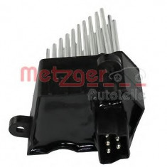 Unitate de control, incalzire/ventilatie BMW 5 limuzina 520 i - METZGER 0917015 - ECU auto