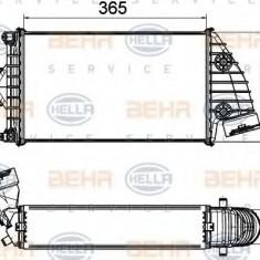 Intercooler, compresor PORSCHE 911 3.6 GT2 - HELLA 8ML 376 765-191 - Intercooler turbo
