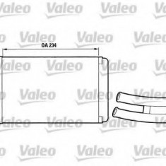 Schimbator caldura, incalzire habitaclu AUDI 4000 1.6 - VALEO 812012 - Sistem Incalzire Auto