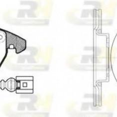 Set frana, frana disc VW PASSAT 1.4 TSI - ROADHOUSE 81030.02 - Kit frane auto Trw