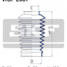 Ansamblu burduf, directie OPEL VECTRA A hatchback 1.6 i - SKF VKJP 2067