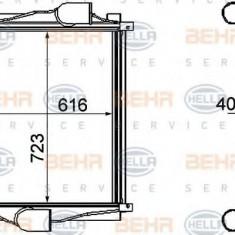 Intercooler, compresor MAN EL EL 202, EL 222 - HELLA 8ML 376 746-311 - Intercooler turbo