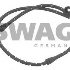 Senzor de avertizare, uzura placute de frana BMW X5 4.4 i - SWAG 20 91 8559 - Senzor placute