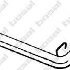 Toba esapamet intermediara FIAT PANDA 1100 - BOSAL 283-877 - Toba finala auto