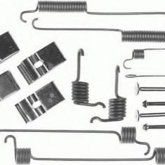 Set accesorii, sabot de frana FORD ESCORT Mk V 1.3 - FERODO FBA54