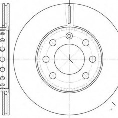 Disc frana VW LUPO 1.0 - ROADHOUSE 6595.00, Trw