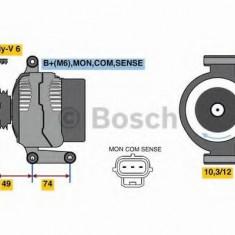 Generator / Alternator FORD MONDEO Mk III combi 2.2 TDCi - BOSCH 0 986 049 460 - Alternator auto