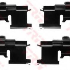 Set accesorii, placute frana CHEVROLET LACETTI combi 1.6 - TRW PFK542