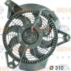 Ventilator, aer conditionat HYUNDAI H 200 caroserie 2.4 - HELLA 8EW 351 034-741 - Radiator aer conditionat