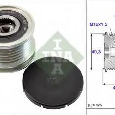 Sistem roata libera, generator CITROËN C4 II 1.6 VTi 120 - INA 535 0178 10 - Fulie