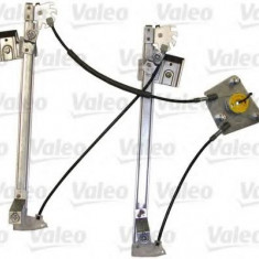 Mecanism actionare geam SEAT IBIZA V 1.2 - VALEO 851036 - Macara geam