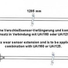 Senzor de avertizare, uzura placute de frana IVECO EuroCargo 120 E 15 - FERODO FAI173 - Senzor placute