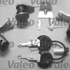 Set cilindru inchidere RENAULT TRUCKS Premium Route 385.19, 400.19 - VALEO 256466 - Butuc incuietoare