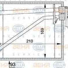 Evaporator, aer conditionat VW SHARAN 1.9 TDI - HELLA 8FV 351 211-131
