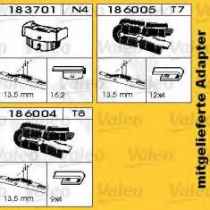 Stergatoare parbriz - SWF 132650 - Stergatoare auto Valeo